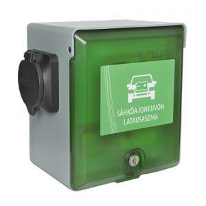 8MMO4102 Lataus, 1-v., kWh, etähallittava digikello, pistoke